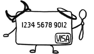 Credit card debt is evil credit cards are not